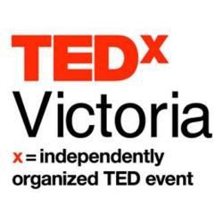 TEDxVictoria logo